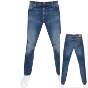Product Image for Nudie Jeans Steady Eddie II Jeans Blue
